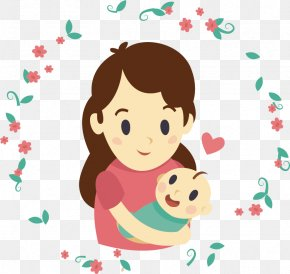 Baby Mama - Mothers Day Child PNG