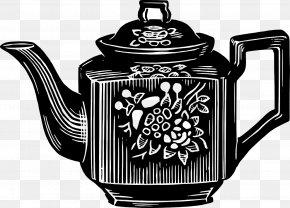Tea - Teapot Drink Teacup Clip Art PNG