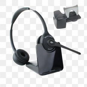 Plantronics Savi Wireless Headset - Xbox 360 Wireless Headset Plantronics CS510 / CS520 Product Manuals PNG