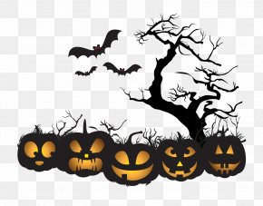 Halloween - Halloween Jack-o'-lantern Pumpkin PNG