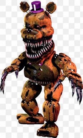 Five Nights At Freddy's 3 - Five Nights At Freddy's 4 Rendering Blog Figurine PNG