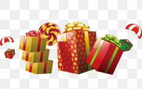 Gift Boxes Gift Boxes Heap - Gift PNG