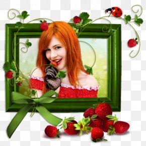 Summer Fruit Glitter Picmix - Strawberry Clip Art Milk Berries Blog PNG
