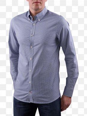 T-shirt - T-shirt Dress Shirt Tommy Hilfiger Sleeve PNG