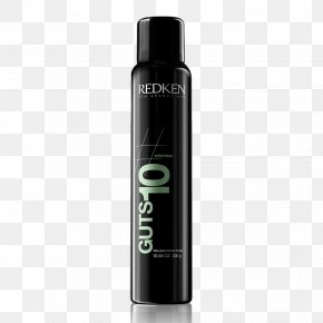Hair - Redken Guts 10 Volume Spray Foam Hair Care Hair Styling Products Beauty Parlour PNG