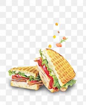 Bologna Sandwich Food Group - Junk Food Cartoon PNG