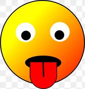 Smiley - Smiley Tongue Emoticon Clip Art PNG