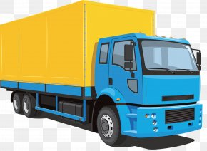 Pickup Truck - Car Truck Commercial Vehicle Clip Art PNG