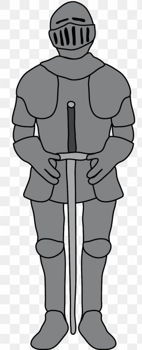 Medival Knight - Middle Ages Knight Armour Bayeux Tapestry PNG