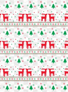 Christmas Shading Pattern Elements - Christmas Hoodie Texture Mapping Pattern PNG