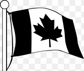 White Flag Cliparts - Flag Of Canada Clip Art PNG