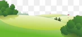 Play Golf - Golf Course Golf Club Golf Ball PNG