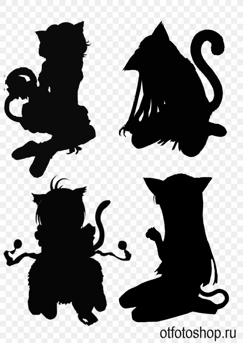 Cat Clip Art Silhouette Shadow Png 1240x1748px Cat Black