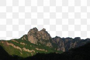 Yuntai Mountain Twilight - Yuntai Mountain Twilight Tourism Tourist Attraction PNG