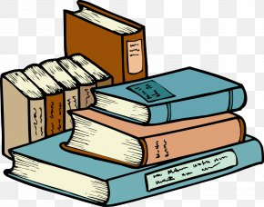 Book Picture - Book Reading Clip Art PNG