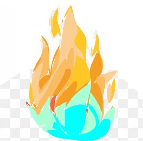 Forest Fire Clipart - Flame Fire Clip Art PNG
