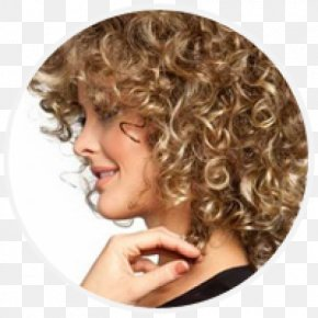 Curly Hair Graphic - Hairstyle Hair Coloring Human Hair Color Short Hair PNG