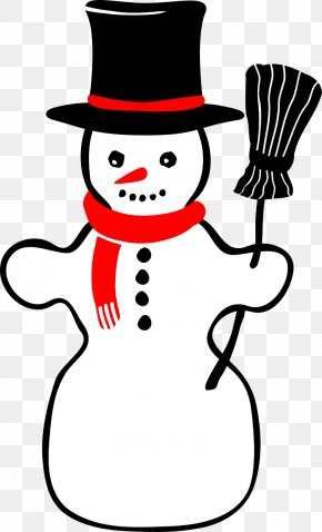 Snowman - Snowman Christmas Clip Art PNG