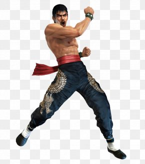 Bruce Lee - Tekken 5: Dark Resurrection Tekken Tag Tournament 2 Tekken 6 PNG