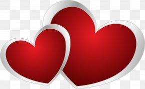 Pink Heart - Heart Desktop Wallpaper Clip Art PNG