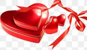 Valentine's Day - Valentine's Day Poemas De Amor Gift Heart PNG