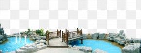 Wooden Bridge - Timber Bridge Icon PNG