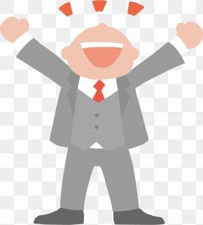 Business Man - Businessperson Customer Relationship Management Clip Art PNG