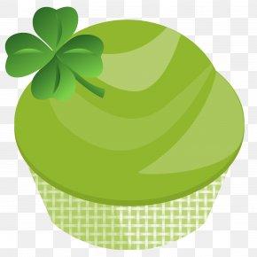 Cup Cake Cliparts - Holiday Cupcakes Saint Patricks Day Shamrock Clip Art PNG