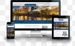 Business - Responsive Web Design Company Small Business PNG