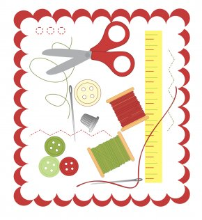 Free Sewing Clipart - Sewing Pincushion Quilting Clip Art PNG