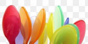 Plastic Spoon - Spoon Plastic Tableware PNG