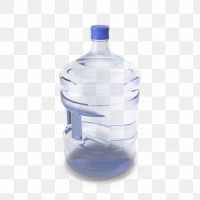 Drinking Water Bucket - Bucket Plastic Bottle Drinking Water PNG