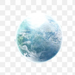 Colorful Planet - Minecraft Earth Escape The Planet PNG