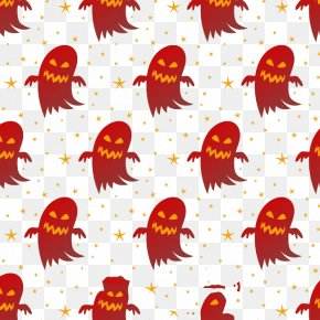 Ghost Design Patterns - Ghost Halloween PNG