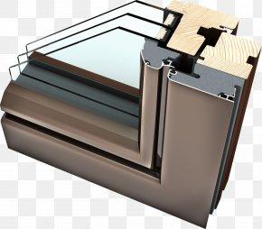 Aluminum Window - Window Internorm Thermal Insulation Glazing Building Insulation PNG