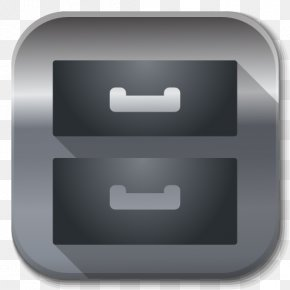 Apps File Manager B - Brand Rectangle Font PNG