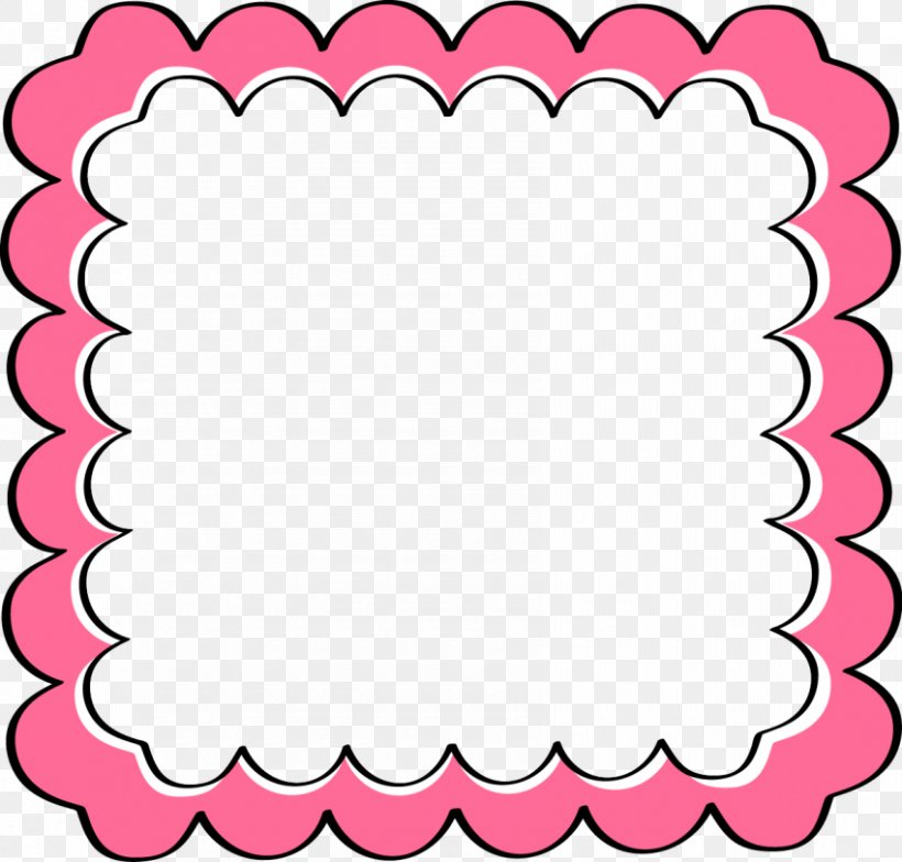Clip Art Borders And Frames Image Vector Graphics Picture Frames, PNG, 850x813px, Borders And Frames, Area, Black And White, Computer, Green Download Free