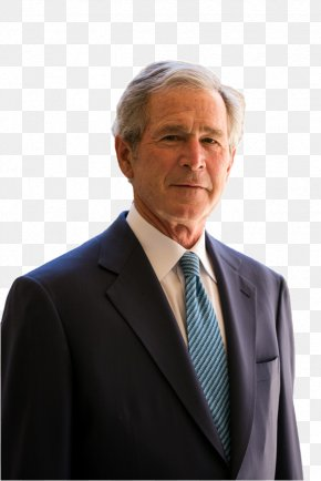 George Bush - George W. Bush George Bush Intercontinental Airport President Of The United States PNG