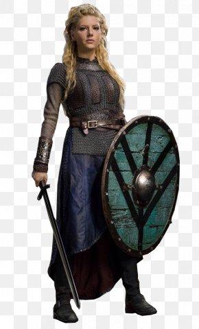 Season 2 Television Show Shield-maidenSophie Turner - Lagertha Vikings PNG