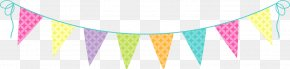 Birthday - Birthday Party Banner Paper Clip Art PNG