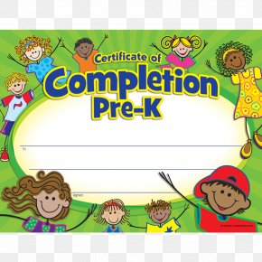 GRADUATION BORDER - Pre-kindergarten Academic Certificate Diploma Education PNG