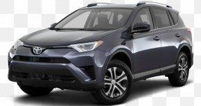 Toyota - 2017 Toyota RAV4 Car Sport Utility Vehicle 2016 Toyota RAV4 LE PNG