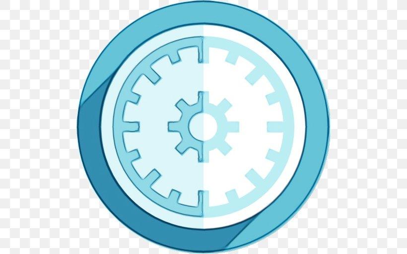 Aqua Turquoise Clip Art Circle, PNG, 512x512px, Watercolor, Aqua, Paint, Turquoise, Wet Ink Download Free