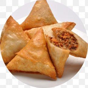 Samosa - Chutney Samosa Indian Cuisine Stuffing Spring Roll PNG