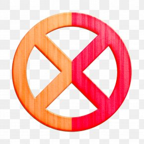 Peace Logo - No Stopping Icon Forbidden Icon Parking Icon PNG