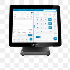 Computer - Point Of Sale User Interface Design Computer Retail PNG