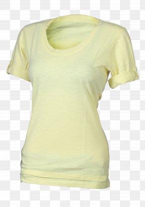 Short Sleeve T Shirt - T-shirt Shoulder Sleeve PNG