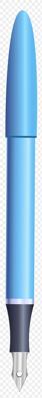 Blue Ballpoint Pen Clipart Image - Rocket Microsoft Azure PNG