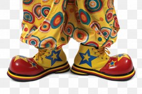 Funny Clown - Stock Photography Clown Royalty-free Shoe PNG
