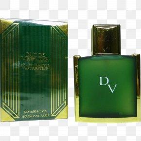 Perfume - Perfume Vervins Houbigant Parfum Eau De Toilette Glass Bottle PNG